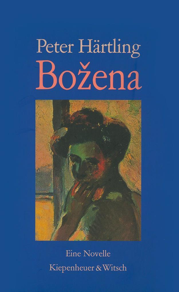 Bozena als Buch