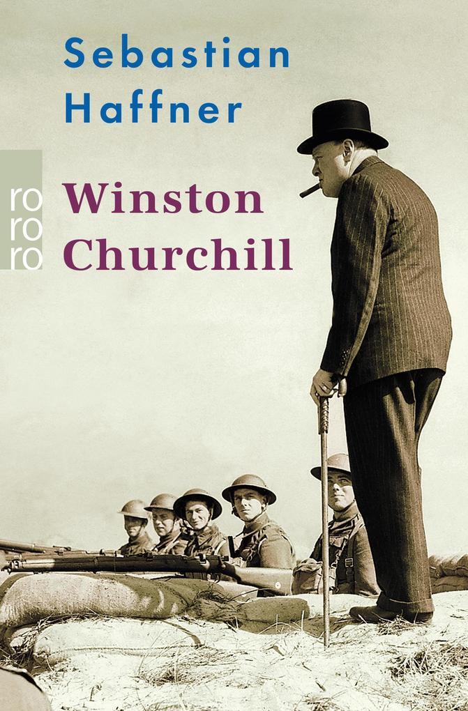 Winston Churchill als Taschenbuch