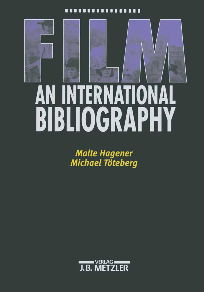 Film - An International Bibliography als Buch