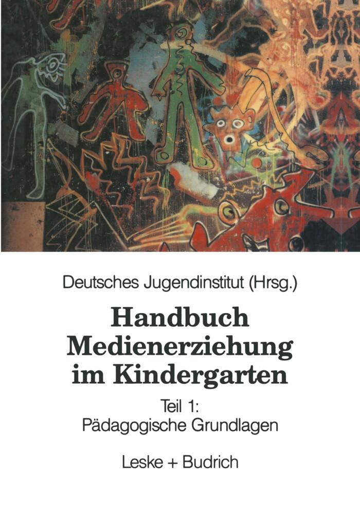 Handbuch Medienerziehung im Kindergarten als Buch