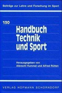 Handbuch Technik und Sport als Buch