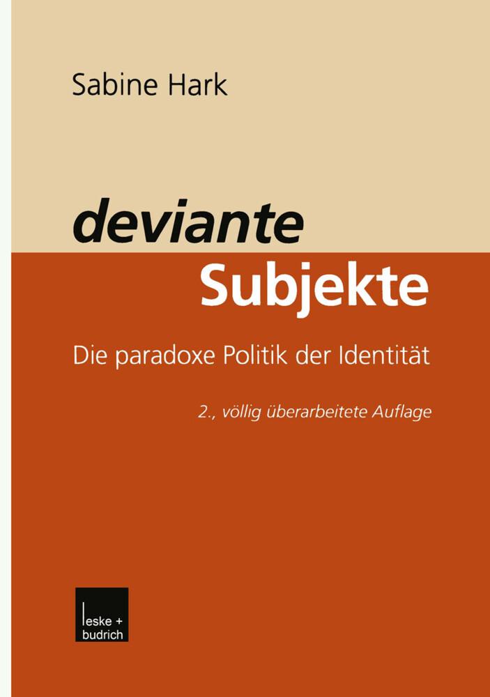 deviante Subjekte als Buch