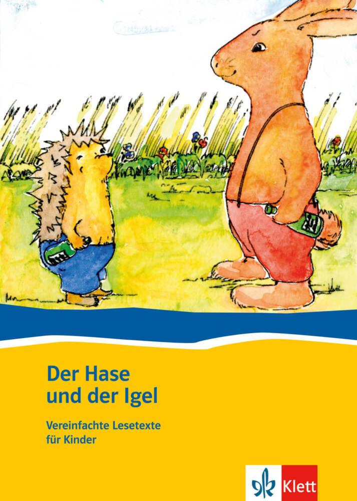 Der Hase und der Igel als Buch