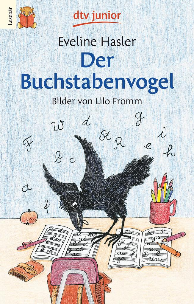 Der Buchstabenvogel als Taschenbuch