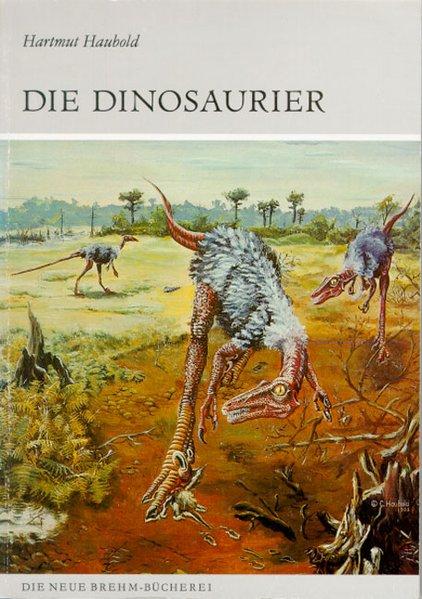 Die Dinosaurier als Buch