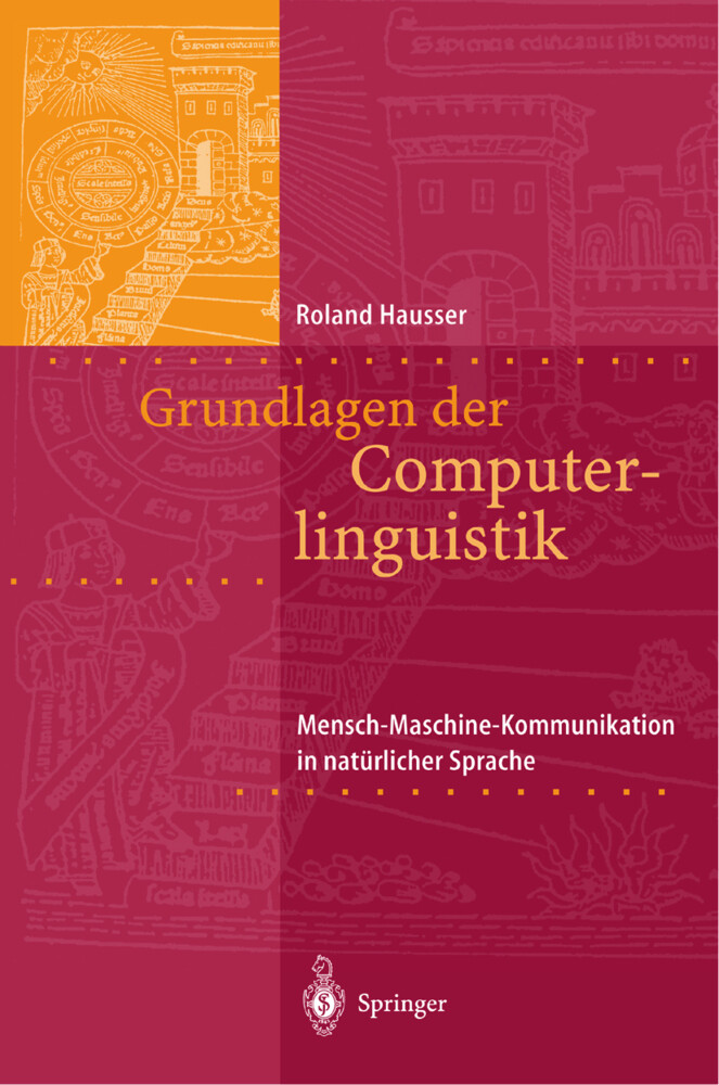 Grundlagen der Computerlinguistik als Buch