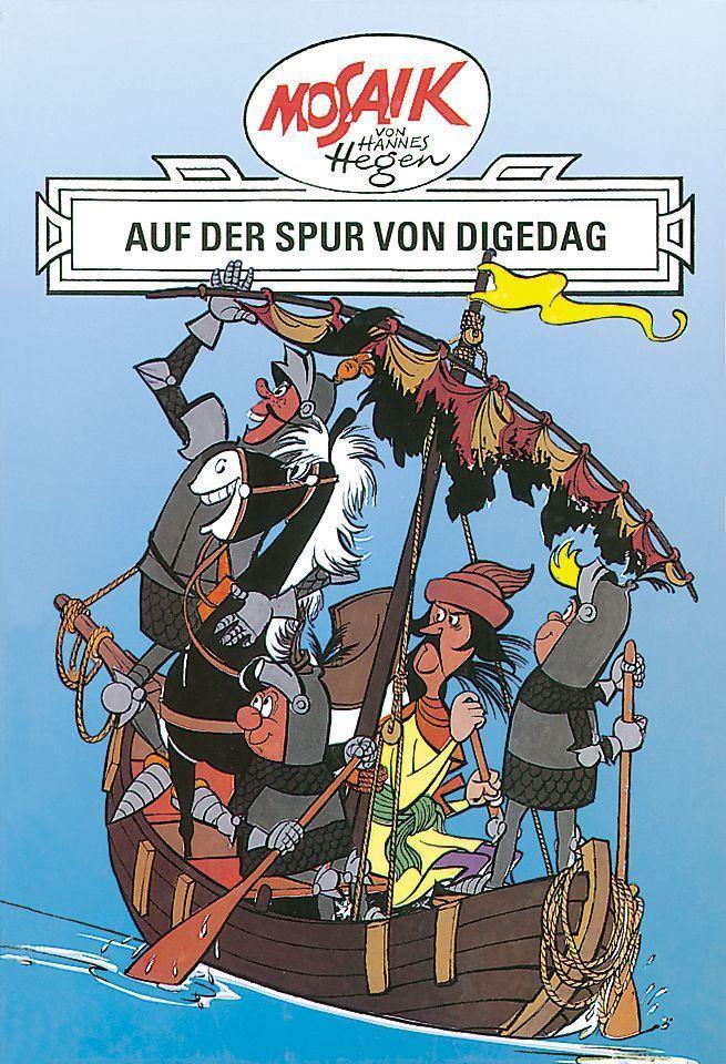 Ritter Runkel 02. Auf der Spur von Digedag als Buch
