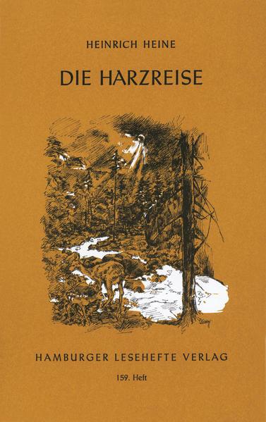 Die Harzreise als Taschenbuch