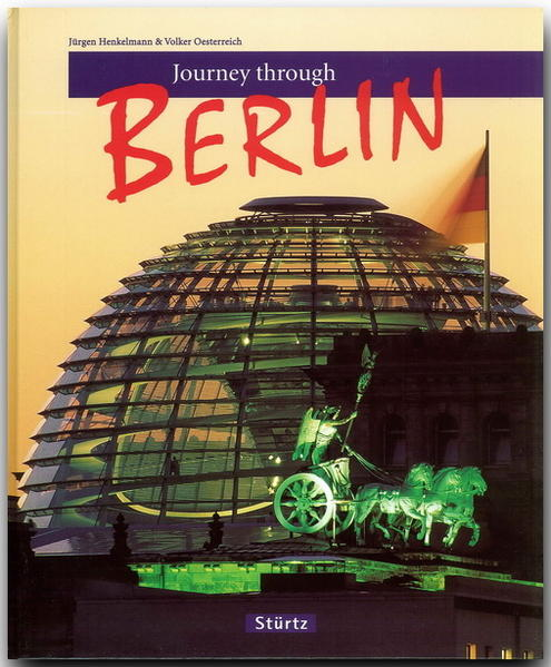 Journey through Berlin als Buch