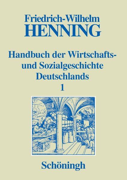 Handbuch der Wirtschafts- und Sozialgeschichte Deutschlands als Buch