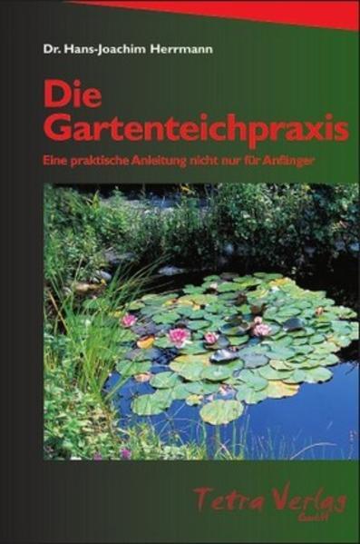 Die Gartenteichpraxis als Buch