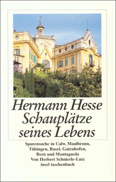 Hermann Hesse als Taschenbuch
