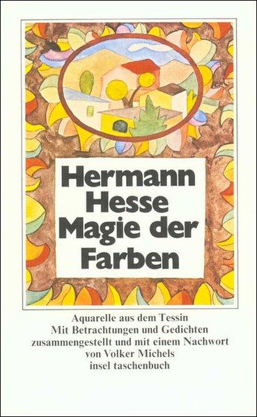 Magie der Farben als Taschenbuch
