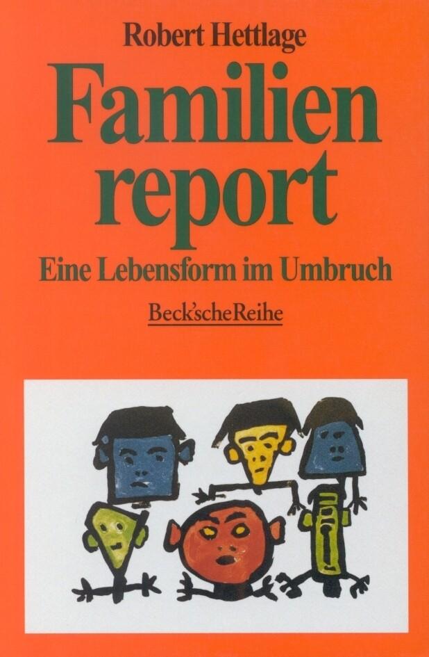 Familienreport als Taschenbuch