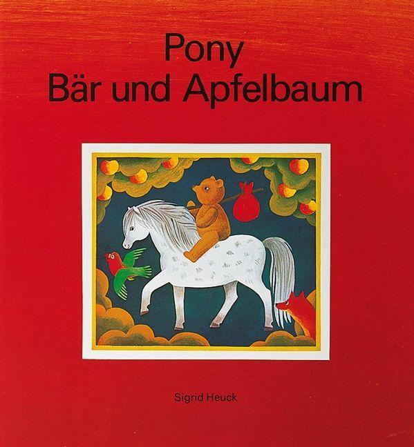 Pony, Bär und Apfelbaum als Buch