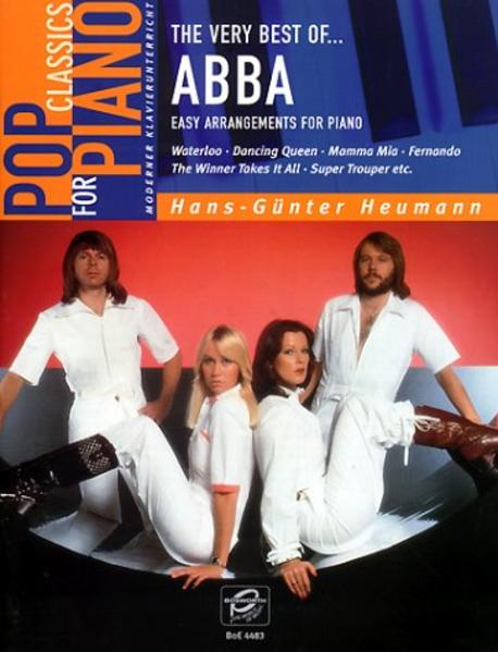 The very best of ABBA 1 als Buch