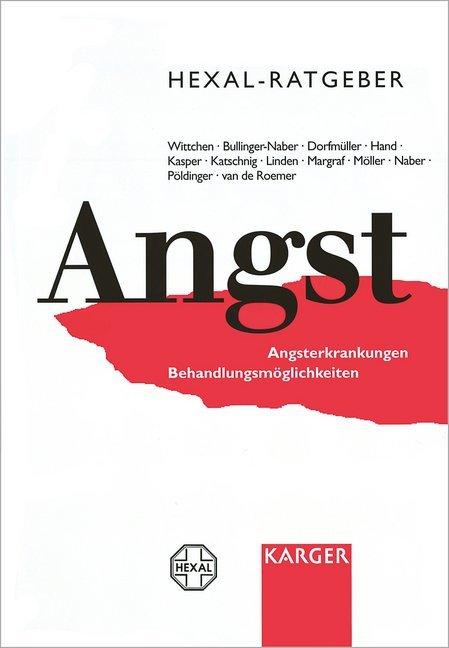 Hexal-Ratgeber Angst als Buch