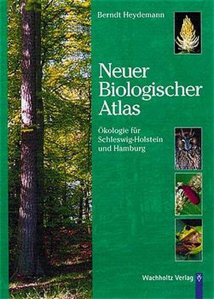 Neuer Biologischer Atlas als Buch