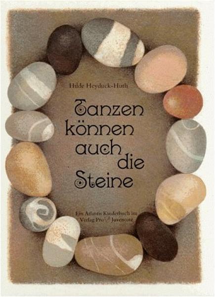 Tanzen können auch die Steine als Buch