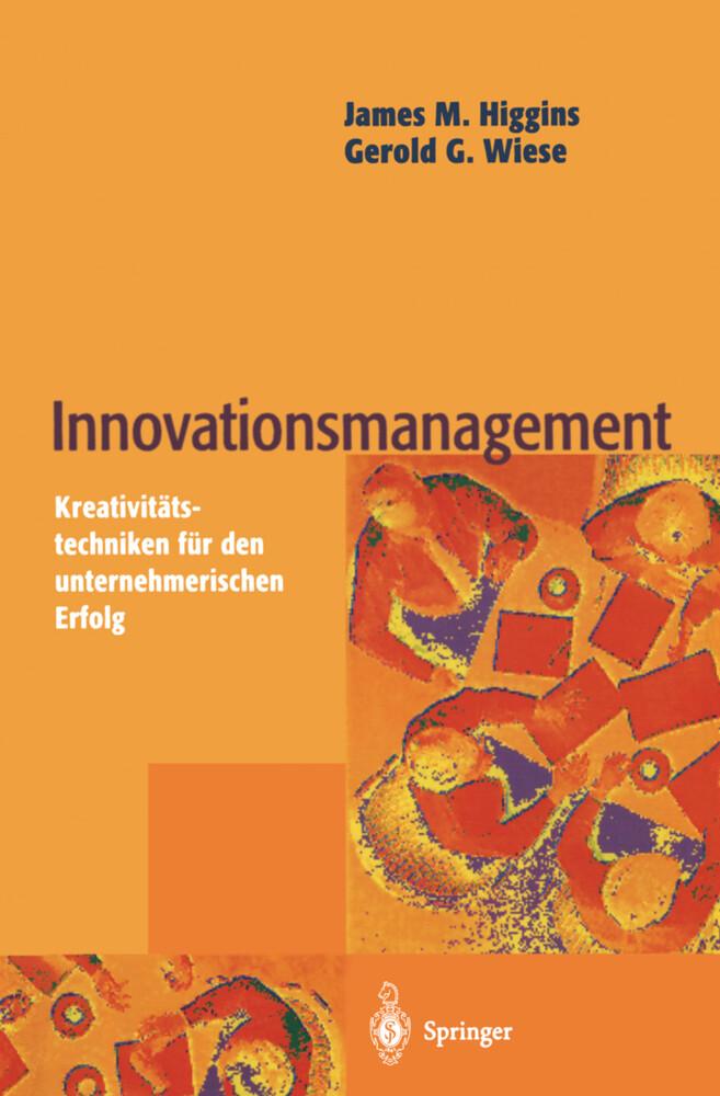 Innovationsmanagement als Buch