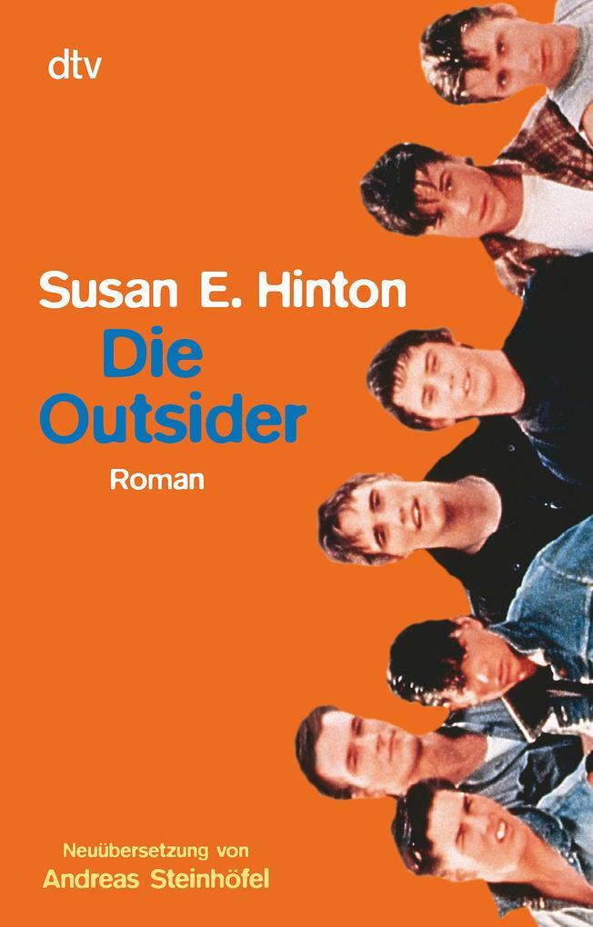 Die Outsider als Taschenbuch