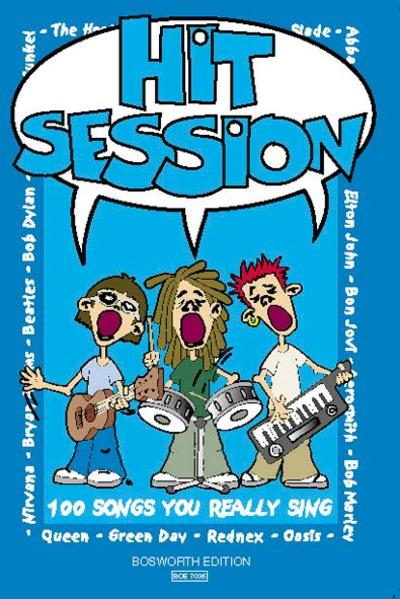 Hit Session als Buch
