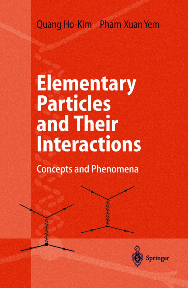 Elementary Particles and Their Interactions als Buch