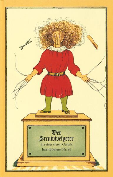 Der Struwwelpeter oder lustige Geschichten und drollige Bilder als Buch