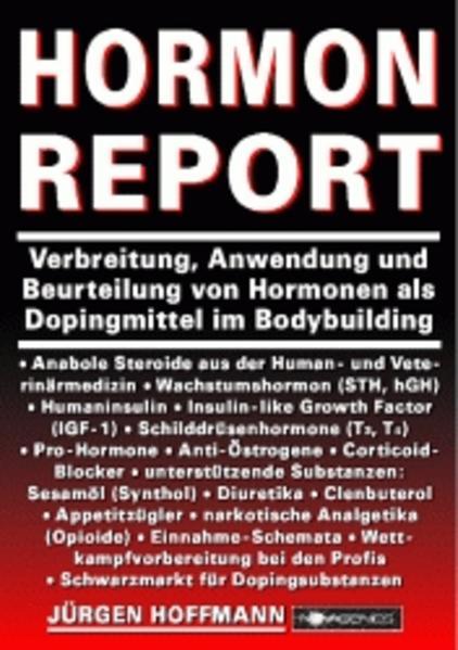 Hormon Report als Buch