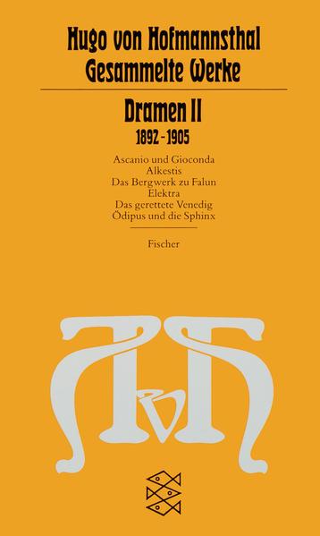 Dramen II. (1892 - 1905) als Taschenbuch
