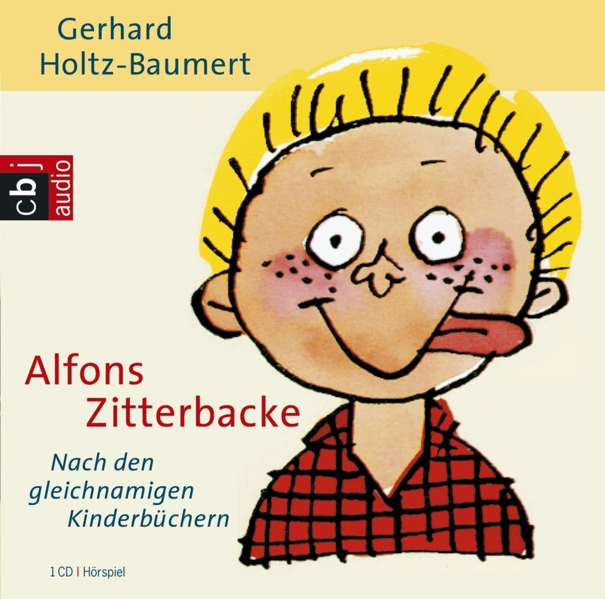 Alfons Zitterbacke. CD als Hörbuch