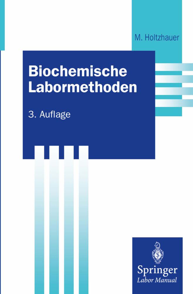 Biochemische Labormethoden als Buch