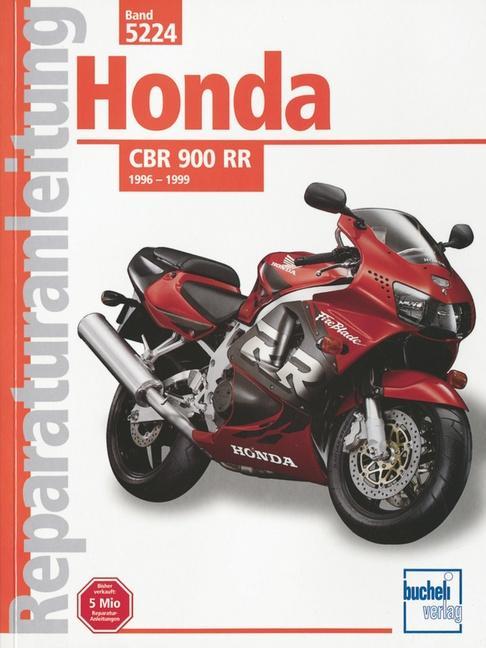 Honda CBR / 900 RR als Buch