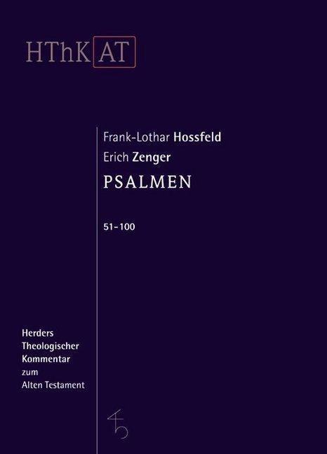 Psalmen 51 - 100 als Buch