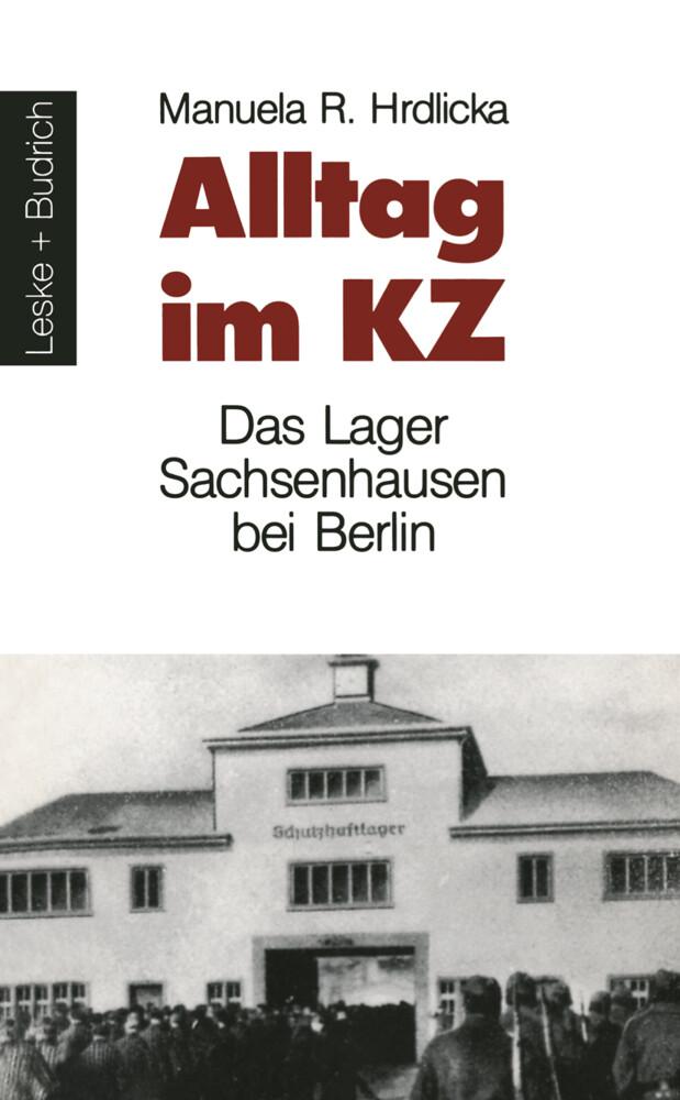 Alltag im KZ als Buch