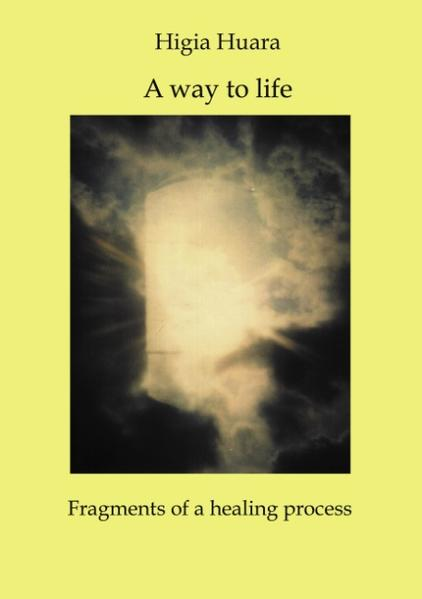 A way to life - Fragments of a healing process als Buch