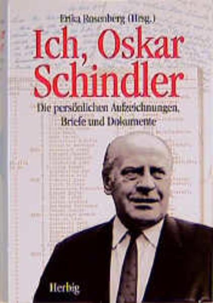 Ich, Oskar Schindler als Buch