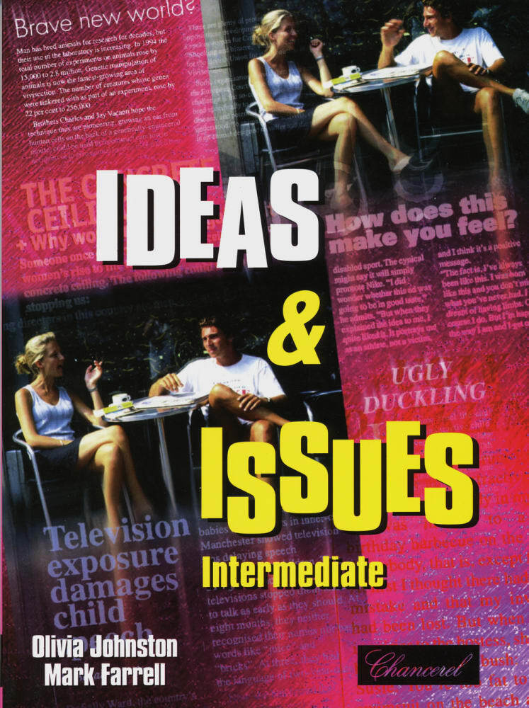Ideas and Issues. Intermediate. Übungsbuch. New Edition als Buch