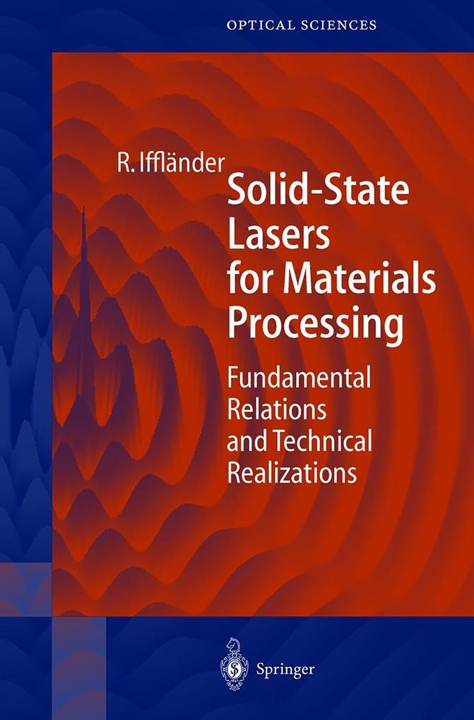 Solid-State Lasers for Materials Processing als Buch