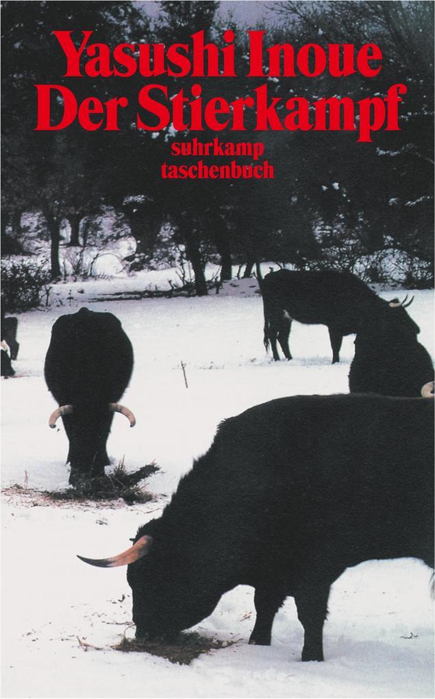 Der Stierkampf als Taschenbuch