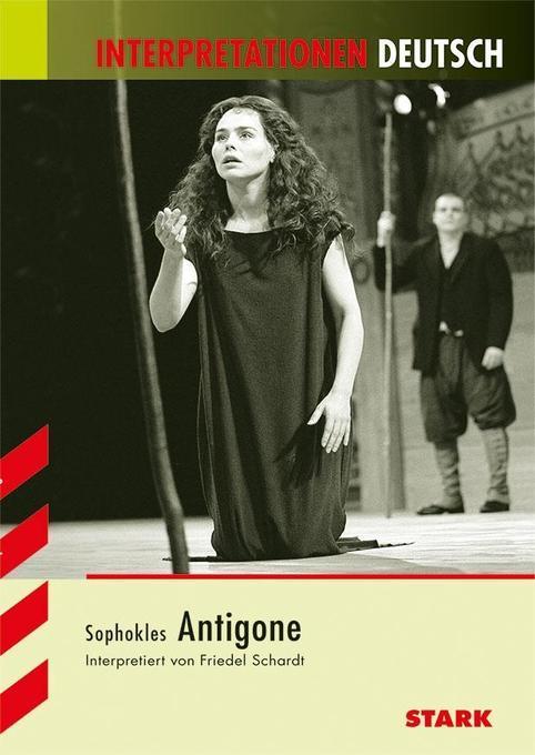 Antigone. Interpretationshilfe Deutsch als Buch