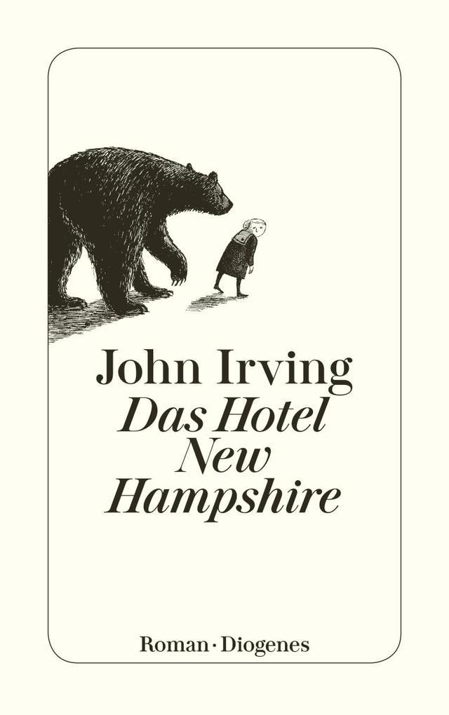 Das Hotel New Hampshire als Taschenbuch