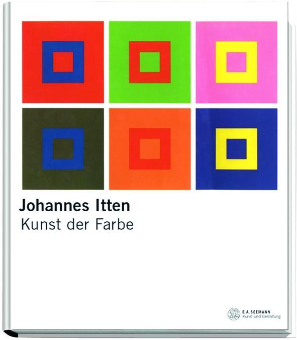 Kunst der Farbe als Buch