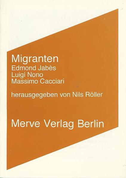Migranten als Buch