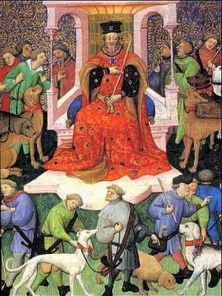 Das Jagdbuch des Mittelalters als Buch