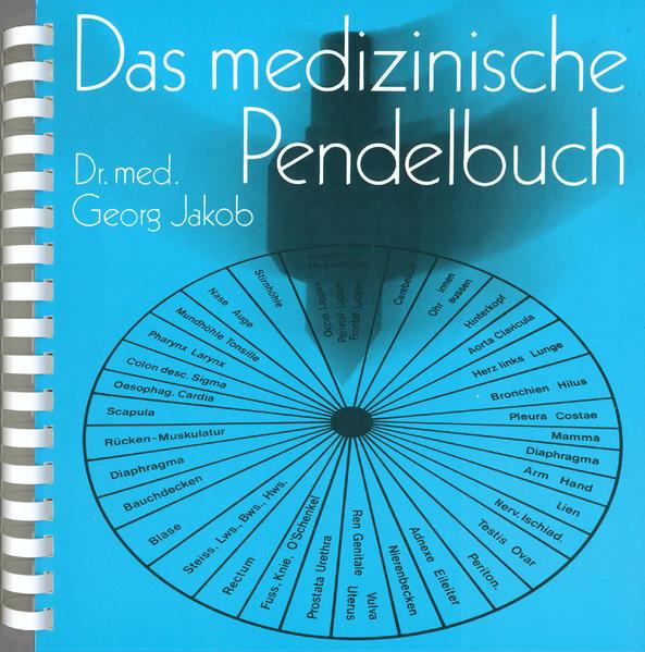 Das medizinische Pendelbuch als Buch