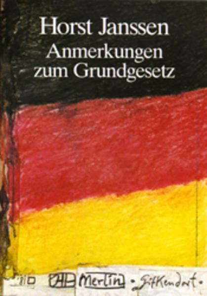 Anmerkungen zum Grundgesetz als Buch