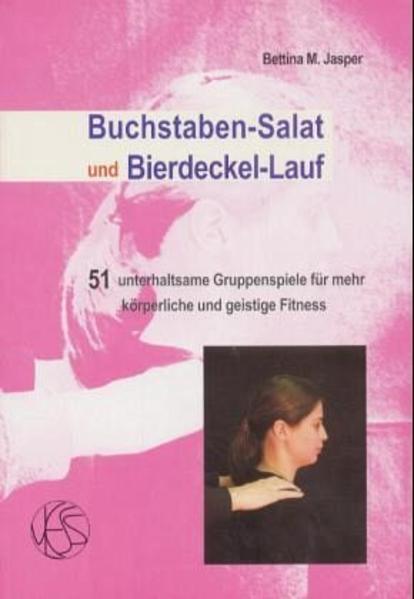 Buchstaben-Salat und Bierdeckel-Lauf als Buch