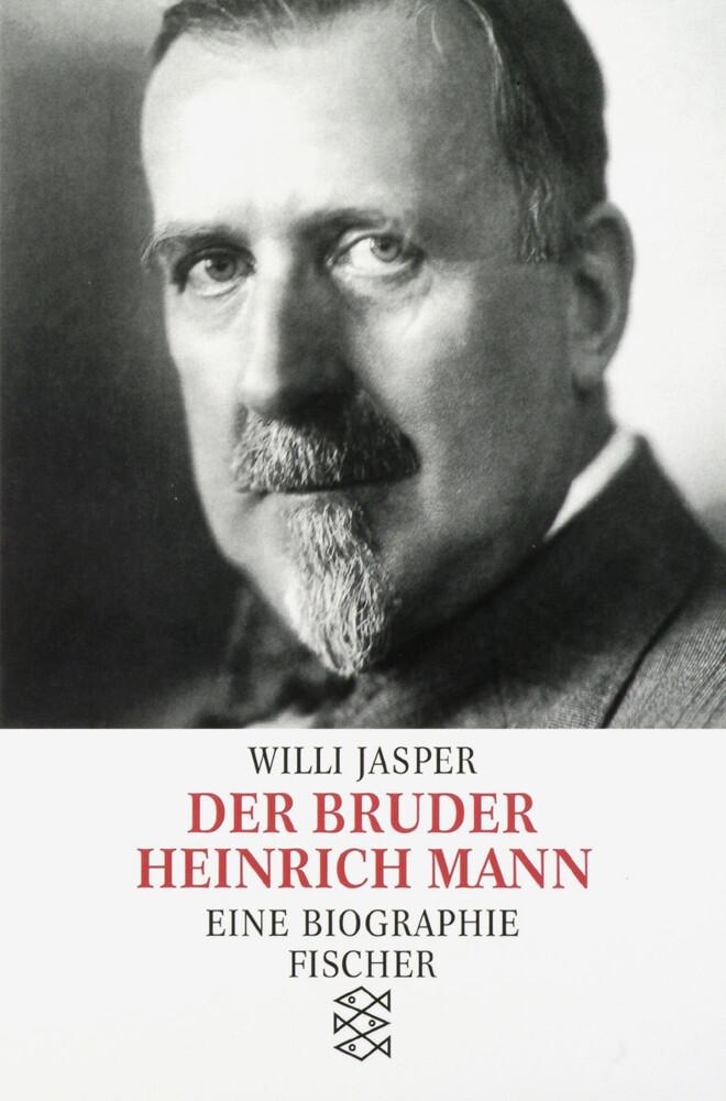 Der Bruder Heinrich Mann als Taschenbuch