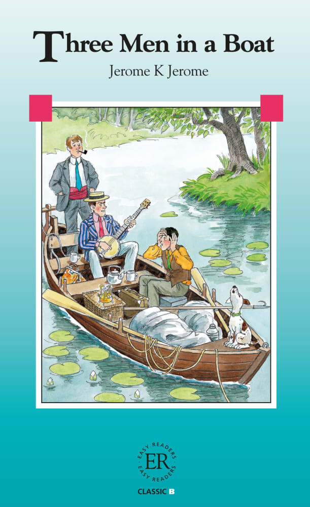 Three Men in a Boat als Buch